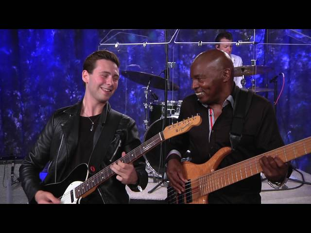 Video de Laurence Jones en directo.