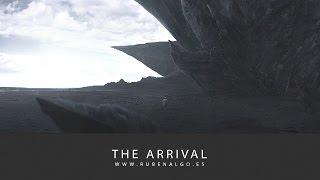 The arrival - Process - Rubén Álvarez