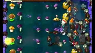 Plants vs zombies (vidio tributo al difunto Michael Jacson)