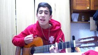 Te he echado de menos Pablo Alborán cover acustico
