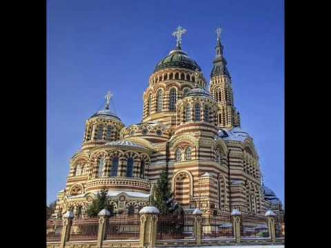 orthodox cathedral… Kharkov, Ukraine (Eastern Europe)