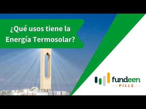 El sol es uno de los recursos naturales más abundantes en España. Las instalaciones de Energía Solar Térmica son las más conocidas. ¿Sabes para qué se usa la Energía Termosolar? ¿Qué usos tiene? ¡Suscríbete a nuestro canal para conocer todo esto y más!