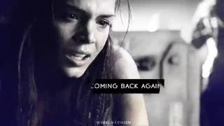 "Lincoln + Octavia || ""I'm going with you"""