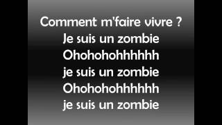 Maitre Gims - Zombie [Official Lyrics Video HD]