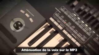 Korg PA3X - Fonctions MP3 (La Boite Noire)