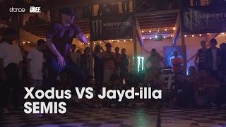 Xodus vs Jayd-illa [semis] // .stance x UDEFtour.org // Shadow Styles 5
