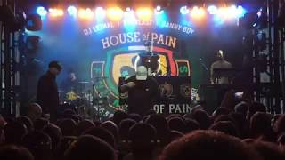 House Of Pain Live@moscow Gipsy 08.06.2017 - Fed Up