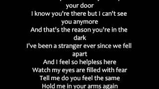 Calvin Harris ft. Ellie Goulding - I need your love lyrics