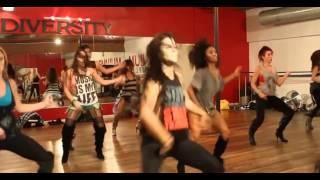 """Pleasure Principle"" Janet Jackson - HOTTIE HEELS Choreography Michelle ""JERSEY"" Maniscalco"