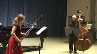 """Bassoon - sopro """"La Monica"""" by Phillip Friedrich Boddecker"""