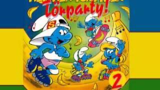 Hupikék Törpikék - Törpiautó 11 (2. album) (Hungarian)