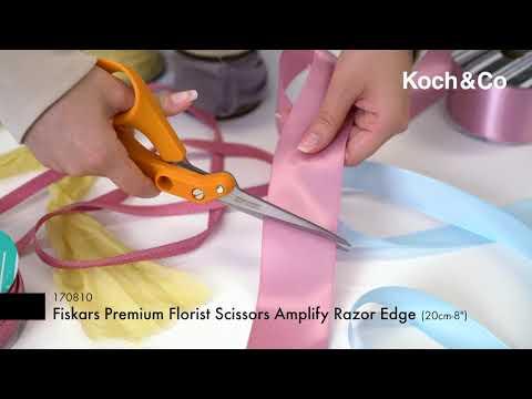 Amplify Razor Edge Fiskars Premium Scissors 20cm-8