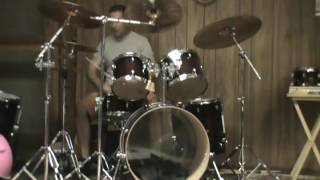 The Cult - Wild Flower (drum cover)