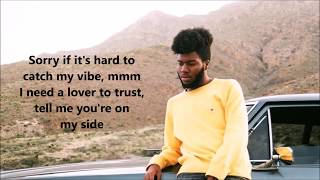 Khalid and Normani - Love Lies lyrics