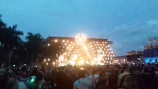 Tiesto live Ultra Music festival Miami 2016