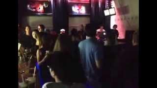 PRAGUE CALLING 3/8  - DMITRY, FATTY M, OL-WIZZ AT KU BAR ( Music club Prague )