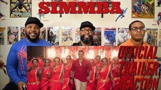 Simmba Official Trailer Reaction