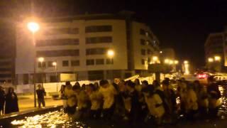 Enfermagem baptismo caloiros