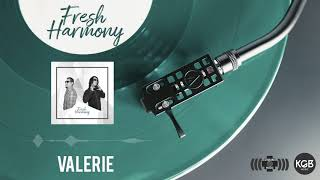 Fresh Harmony - Valerie (acoustic version)