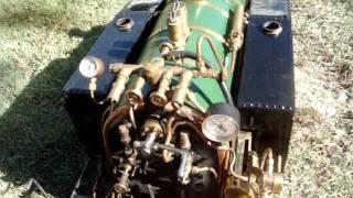 Live steam Quinta da Marialva - Corroios - Seixal - Portugal  (Em construção)