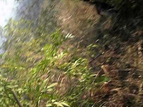 oscar nicaragua divercion en el cerro motastepe