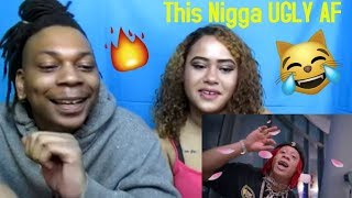 Trippie Redd - Whats My Name ? [Produced by: ozmusiqe] REACTION
