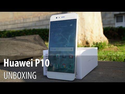 Huawei P10 Unboxing în Limba Română