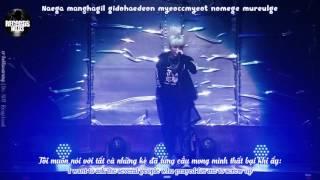 [Engsub + Vietsub + Lyrics] Never Mind - BTS 2015 LIVE 花様年華 ON STAGE JAPAN EDITION AT YOKOHAMA