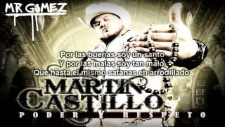 Martin Castillo - Al Lado Del Peligro '2012 Estudio Con Letra'