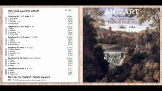 W. A. Mozart - Symphony No. 9 in C Major, K.73: III. Menuetto and Trio