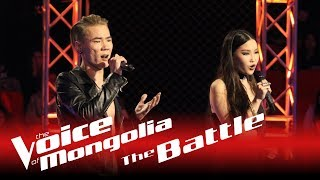 "Buyangerel vs. Ulziisaihan - ""Where Did You Sleep Last Night"" - The Battle - VoiceMongolia 2018"
