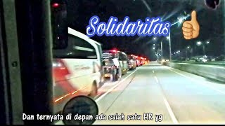 bus banter yang berangkat dari jepara (haryanto dan bejeu) width=