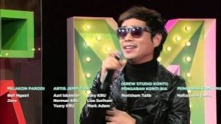 MeleTOP - Persembahan LIVE Mark Adam 'Marry Me' Ep123 [10.3.2015]