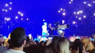 "Enrique Iglesias - ""Hero"" - Unipol Arena,Casalecchio di Reno,Bologna  19.05.17"