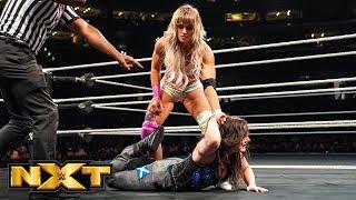 Nikki Cross vs. Candice LeRae: WWE NXT, Nov. 21, 2018