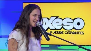 Ximena Sariñana en EXA Live Room