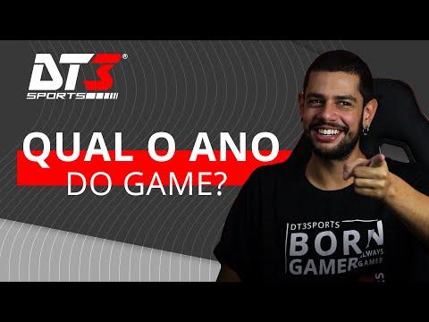 VOCÊ SABE O ANO DOS JOGOS? - GAME DT3