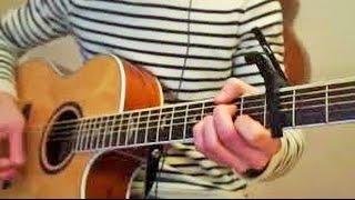 Selena Gomez - The Heart Wants What It Wants - Guitar Cover   Mattias Krantz