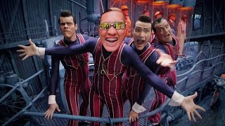 We Are Number One but it's just a bunch of old brazilian funk