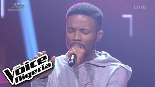 """Promise sings """"Adorn"""" / Live Show / The Voice Nigeria 2016"""