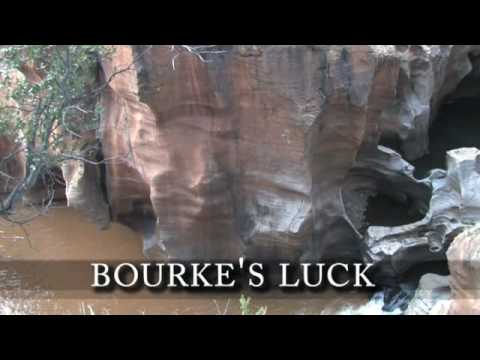 Bourke's Luck – Mpumalanga, South Africa