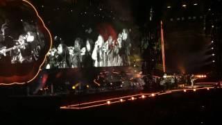 "Coldplay ""Life on Mars?"" (David Bowie Cover) Live @ Levi's Stadium Santa Clara, CA 9.3.16"