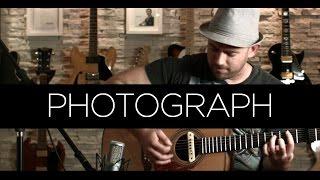 Photograph (Ed Sheran) - Acoustic Guitar Solo Cover (Violão Fingerstyle)