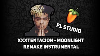 XXXTentacion - Moonlight (Remake FLSTUDIO/Instrumental)