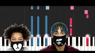 Ayo & Teo - Like Us (Piano Tutorial)