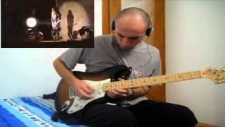 RHCP - Parallel Universe Live at Slane Castle (solo cover)