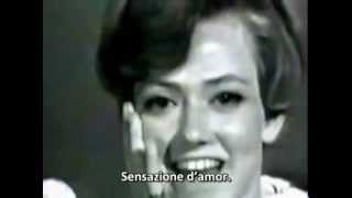 Rita Pavone -- Cuore (1963) [High Quality Sound, Subtitled]