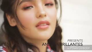 "Andrea Brillantes ~ ""Kiss and makeup"""