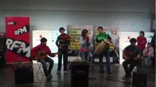 Casting Musica na Rua - Pay It Forward - Quem és tu miuda (Azeitonas)