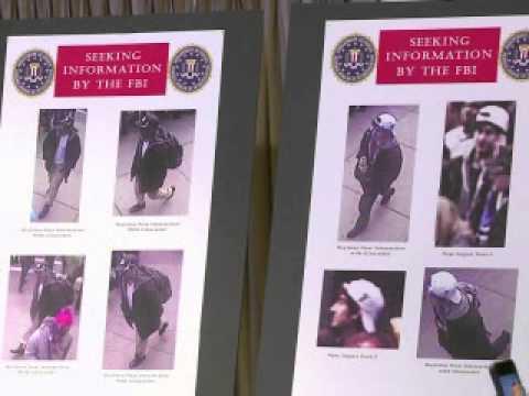 Le FBI publie des images de 2 suspects, demande l'aide du public